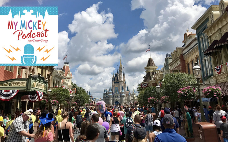 Walt Disney World Crowds